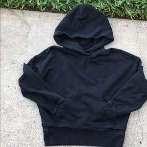Black Lululemon hoodie